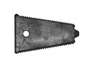 Пластина противореж. 2НГ1-Н.066.56 (вкладыш пальца)