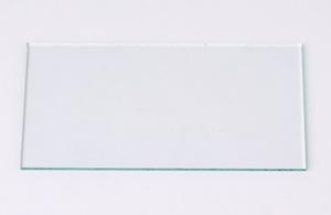 Стекло покровное прзрачное для масок сварщика 102*52