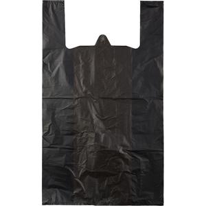 Пакет Майка 28*50 черный