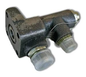 Клапан потока со штуц. Т30-3405190