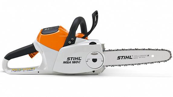 Электропила STIHL MSA 160 C-BQ