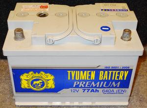 Аккумулятор 6 СТ 77 LA Premium