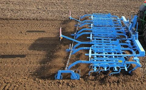 Комбинация для предпосевной обработки почвы LEMKEN KORUND