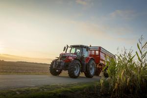 Трактор MASSEY FERGUSON 7700S